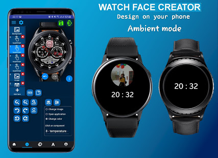 Download Watch Face Creator (For Samsung Watch) 2.6.1 Apk for android