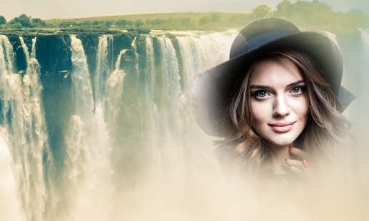 Download Waterfall Photo Frames 1.0.6 Apk for android
