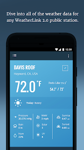 Download WeatherLink 2.1.110 Apk for android