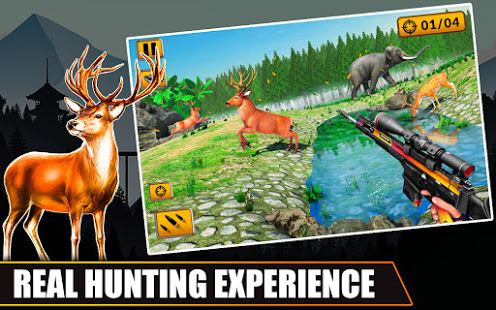 Download Wild Dinosaur Hunting Games 5.0 and up Apk for android