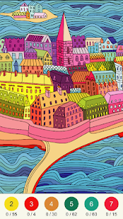 Download Wonder Color - Color by Number Free Coloring Book 53 Apk for android
