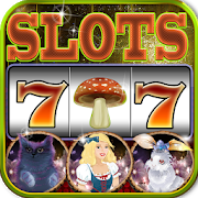 Download Alice in Magic World - Slots - Free Vegas Casino 1.7.1 Apk for android