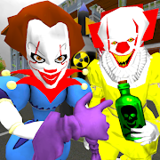 Download Clown Brothers. Neighbor Escape 3D 1.5 Apk for android