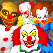 Download Clown Hospital. Neighbor Escape 3D 2.1 Apk for android