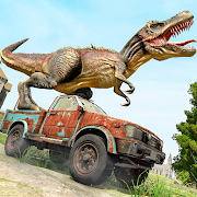 Download Dino Animal Hunting Shooter: Dinosaur Hunt Games 1.20 Apk for android