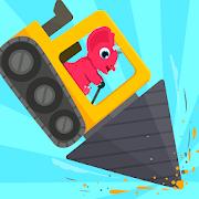 dinosaur digger 2 - truck simulator games for kids 1.1.6 apk
