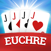 Download Euchre Free: Classic Card Games For Addict Players 3.7.8 Apk for android