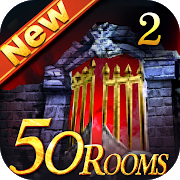 Download New 50 rooms escape:Can you escape:Escape game II 1.1 Apk for android