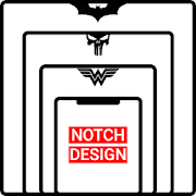 Download Notch Design 4.0.1 Apk for android