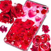 red rose live wallpaper 18.6 apk