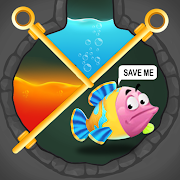 save the fish - pin puzzle game 4.4 and up apk