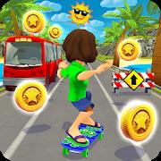 Download Skater Rush - Endless Skateboard Game 1.2.1 Apk for android