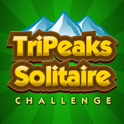 Download TriPeaks Solitaire Challenge 1.4.4 Apk for android