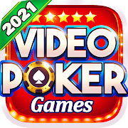 Download VIDEO POKER GAMES CLUB ◎Free offline casino poker Apk for android