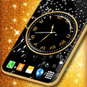 Download Black HD Clocks Live Wallpaper ❤️ Clock Wallpapers 6.7.8 Apk for android