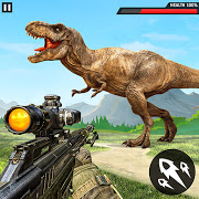 Download Dinosaur Hunters Animal Shooting Games 5.0 and up Apk for android