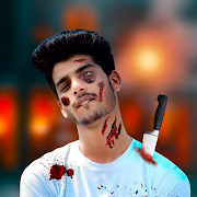 Download FIGHT PHOTO EDITOR With Injury Prank Stickers 43.0 Apk for android