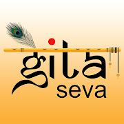 Download Gita Seva - Bhagavad Gita, Ramayana, eBooks, Audio 3.9 Apk for android