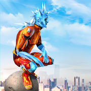 Download Snow Storm Superhero 1.1.5 Apk for android