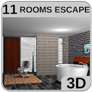 Download 3D Escape Messy Bathroom 2.3 and up Apk for android