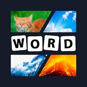Download 4 pics 1 word New 2020 - Guess the word! 6.0.0 Apk for android