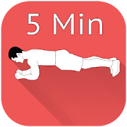 Download 5 Min Plank Workout - Fat Burning, Weight Loss 1.0.0T Apk for android