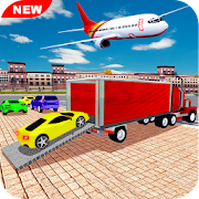 Download Airplane Car Transport Sim 1.7 Apk for android