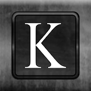 Download BW Silver Charcoal Keyboard Skin Theme 1.0.0.8 Apk for android