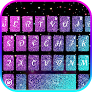 Download Colorful 3d Galaxy Keyboard Theme 1.0 Apk for android