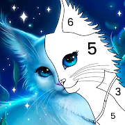 Download Coloring Book - Color by Number & Paint by Number 13 Apk for android