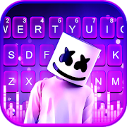 Download Cool Dj Club Keyboard Theme 1.0 Apk for android