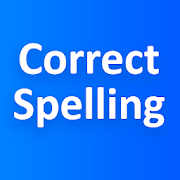 Download Correct Spelling: Voice based Spelling checker 3.2.1 Apk for android