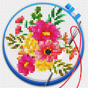 Download Cross Stitch: Coloring Art 1.9.908 Apk for android
