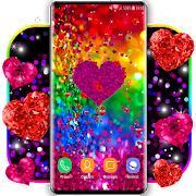 Download Cute Love Live Wallpaper ❤️ Hearts 4K Wallpaper 6.7.11 Apk for android