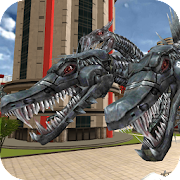 Download Dragon Robot 2 2.3 Apk for android