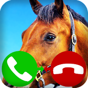 Download fake call horse game 6.0 Apk for android