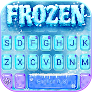 Download Frozen Kika Keyboard Theme 1.0 Apk for android