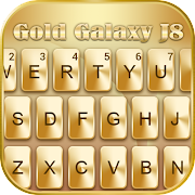 Download keyboard - Gold Galaxy S7 Edge 1.0 Apk for android