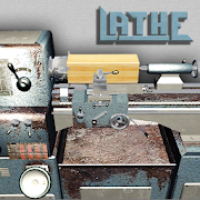 Download Lathe Machine 3D: Milling & Turning Simulator Game 2.15.1 Apk for android