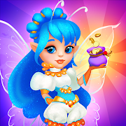 Download Merge Fairies - Best Idle Clicker 1.1.16 Apk for android