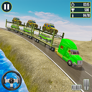Download Off-Road Army Vehicle Transporter Truck 5.0 and up Apk for android
