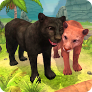 Download Panther Family Sim Online - Animal Simulator 2.15.1 Apk for android