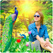 Download Peacock Photo Frames 1.0.2 Apk for android