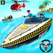 Download Police Speed Boat Gangster Chase 1.0.14 Apk for android