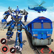 Download Real Train Robot Transformation 1.0.2 Apk for android