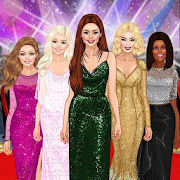 Download Red Carpet Dress Up Girls Game 1.7 Apk for android