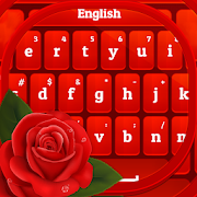 Download Red Rose Keyboard 2021 4.4.9 Apk for android