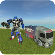 Download Robot Truck 1.5 Apk for android
