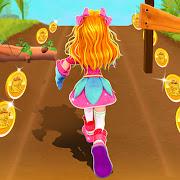 royal princess jungle running games: new game 2021 4.4 and up apk