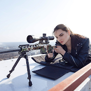 Download Sniper girls 2021: Sniper 3D Assassin FPS Offline 2.0.3 Apk for android